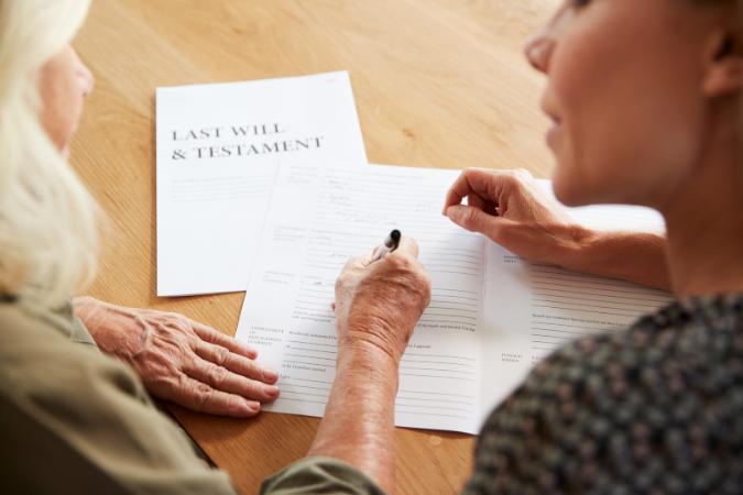 Assemble Essential Estate Documents