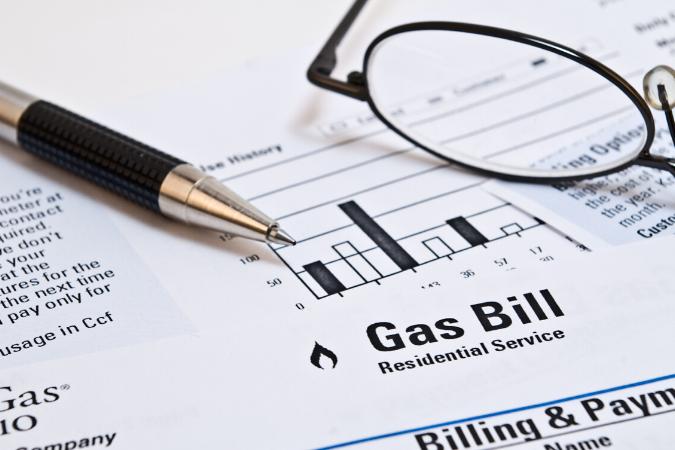 Organize Your Affairs Utility Bill